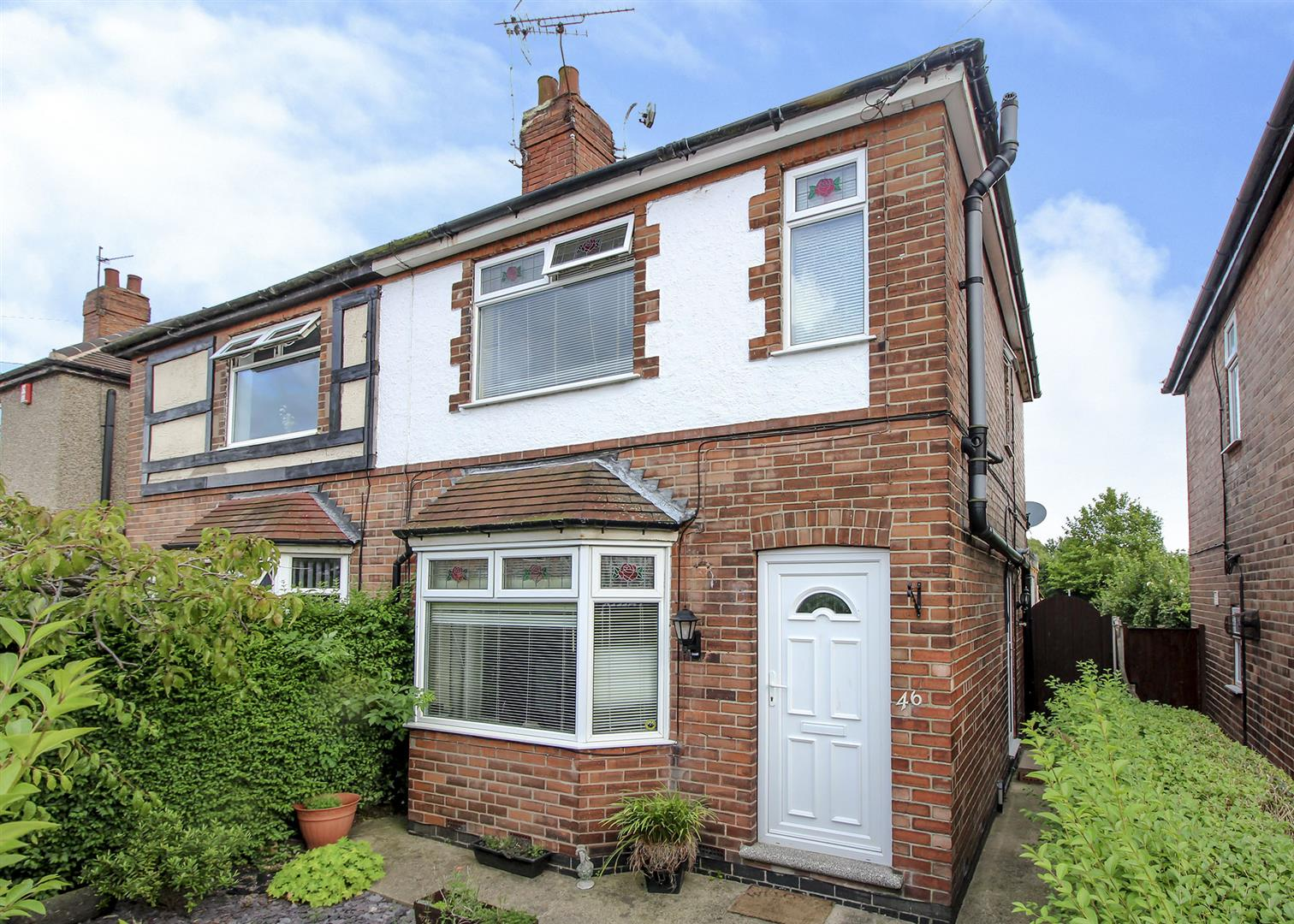 3 Bedrooms Semi Detached House for sale in Trowell Grove, Trowell